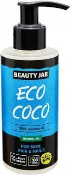 Beauty Jar Натуральное масло Eco Coco 150мл
